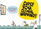 Mike Lester  Mike Lester's Editorial Cartoons 2012-11-01 climate change