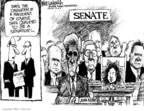 Mike Luckovich  Mike Luckovich's Editorial Cartoons 2008-12-19 Mitch McConnell