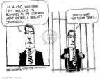 Mike Luckovich  Mike Luckovich's Editorial Cartoons 2009-01-28 management