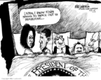 Mike Luckovich  Mike Luckovich's Editorial Cartoons 2009-02-02 Barack Obama