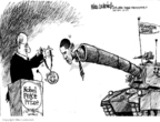 Mike Luckovich  Mike Luckovich's Editorial Cartoons 2009-12-09 Barack Obama