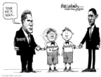 Mike Luckovich  Mike Luckovich's Editorial Cartoons 2010-03-25 Barack Obama