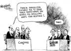 Mike Luckovich  Mike Luckovich's Editorial Cartoons 2010-05-02 congressional oversight