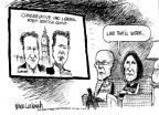 Mike Luckovich  Mike Luckovich's Editorial Cartoons 2010-05-14 relationship
