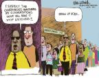 Mike Luckovich  Mike Luckovich's Editorial Cartoons 2010-08-08 economy