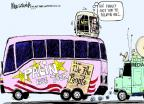 Mike Luckovich  Mike Luckovich's Editorial Cartoons 2011-06-02 Sarah Palin