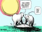 Mike Luckovich  Mike Luckovich's Editorial Cartoons 2011-06-12 climate change