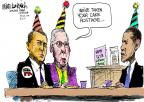 Mike Luckovich  Mike Luckovich's Editorial Cartoons 2011-08-04 Mitch McConnell