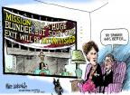 Mike Luckovich  Mike Luckovich's Editorial Cartoons 2011-10-28 presidential administration