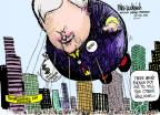 Mike Luckovich  Mike Luckovich's Editorial Cartoons 2011-11-17 balloon