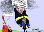 Mike Luckovich  Mike Luckovich's Editorial Cartoons 2012-01-26 tax return