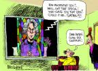 Mike Luckovich  Mike Luckovich's Editorial Cartoons 2012-02-22 2012 election religion