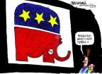 Mike Luckovich  Mike Luckovich's Editorial Cartoons 2012-03-06 talk radio
