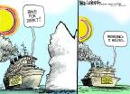 Mike Luckovich  Mike Luckovich's Editorial Cartoons 2012-04-15 climate change