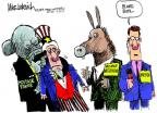 Mike Luckovich  Mike Luckovich's Editorial Cartoons 2012-05-23 2012 election