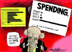 Mike Luckovich  Mike Luckovich's Editorial Cartoons 2012-05-24 presidential administration