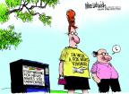 Mike Luckovich  Mike Luckovich's Editorial Cartoons 2012-05-25 Fox News