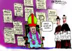 Mike Luckovich  Mike Luckovich's Editorial Cartoons 2012-06-15 allegation