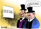 Mike Luckovich  Mike Luckovich's Editorial Cartoons 2012-06-24 2012 election economy