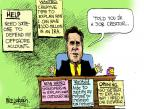 Mike Luckovich  Mike Luckovich's Editorial Cartoons 2012-07-13 tax return