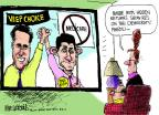 Mike Luckovich  Mike Luckovich's Editorial Cartoons 2012-08-13 former president