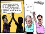Mike Luckovich  Mike Luckovich's Editorial Cartoons 2012-08-17 former president