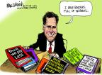Mike Luckovich  Mike Luckovich's Editorial Cartoons 2012-10-18 2012 debate