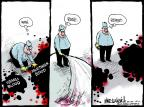 Mike Luckovich  Mike Luckovich's Editorial Cartoons 2012-11-25 Israel