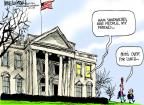 Mike Luckovich  Mike Luckovich's Editorial Cartoons 2012-11-29 former president