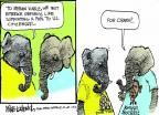 Mike Luckovich  Mike Luckovich's Editorial Cartoons 2013-01-29 Obama republicans