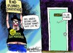 Mike Luckovich  Mike Luckovich's Editorial Cartoons 2013-04-05 gay rights