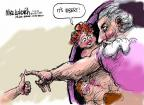 Mike Luckovich  Mike Luckovich's Editorial Cartoons 2013-04-07 thumbs up