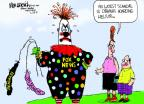 Mike Luckovich  Mike Luckovich's Editorial Cartoons 2013-06-28 presidential administration