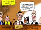 Mike Luckovich  Mike Luckovich's Editorial Cartoons 2013-08-27 presidential administration