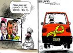 Mike Luckovich  Mike Luckovich's Editorial Cartoons 2013-09-29 Obama republicans