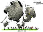 Mike Luckovich  Mike Luckovich's Editorial Cartoons 2013-10-01 bad