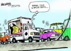 Mike Luckovich  Mike Luckovich's Editorial Cartoons 2014-01-09 prez