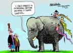 Mike Luckovich  Mike Luckovich's Editorial Cartoons 2014-02-19 GOP