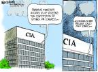 Mike Luckovich  Mike Luckovich's Editorial Cartoons 2014-03-12 CIA