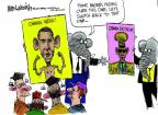Mike Luckovich  Mike Luckovich's Editorial Cartoons 2014-04-02 GOP