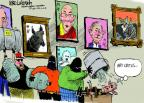Mike Luckovich  Mike Luckovich's Editorial Cartoons 2014-04-10 Bush administration