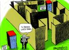 Mike Luckovich  Mike Luckovich's Editorial Cartoons 2014-04-11 segregation
