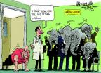 Mike Luckovich  Mike Luckovich's Editorial Cartoons 2014-04-18 bad