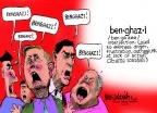 Mike Luckovich  Mike Luckovich's Editorial Cartoons 2014-05-02 Libya