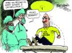 Mike Luckovich  Mike Luckovich's Editorial Cartoons 2014-05-06 Libya