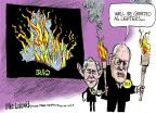 Mike Luckovich  Mike Luckovich's Editorial Cartoons 2014-06-13 Bush administration