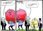 Mike Luckovich  Mike Luckovich's Editorial Cartoons 2014-06-18 taxation