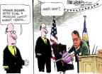 Mike Luckovich  Mike Luckovich's Editorial Cartoons 2014-07-08 executive branch