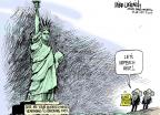 Mike Luckovich  Mike Luckovich's Editorial Cartoons 2014-07-10 impeachment