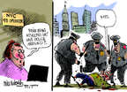 Mike Luckovich  Mike Luckovich's Editorial Cartoons 2014-08-08 officer